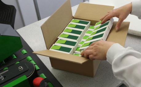 Verpackungen Schachteln